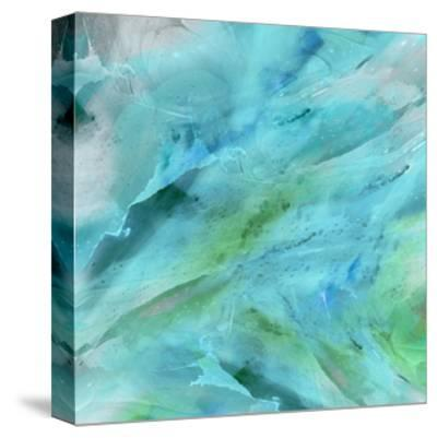 Blue Study-THE Studio-Stretched Canvas Print