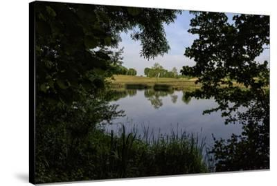 Cloonatrig, Upper Lough Erne, County Fermanagh, Ulster, Northern Ireland, United Kingdom, Europe-Carsten Krieger-Stretched Canvas Print