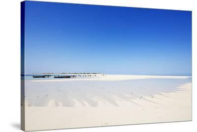 Anakao, Nosy Ve island, southern area, Madagascar, Africa-Christian Kober-Stretched Canvas Print