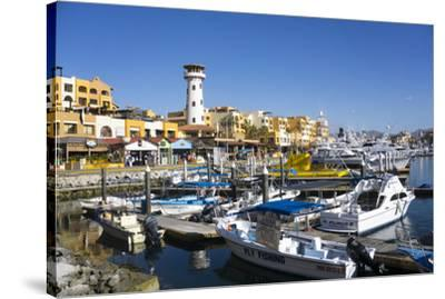 Cabo San Lucas Marina, Baja California, Mexico, North America-Peter Groenendijk-Stretched Canvas Print