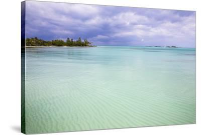 New Plymouth, Green Turtle Cay, Abaco Islands, Bahamas, West Indies, Central America-Jane Sweeney-Stretched Canvas Print