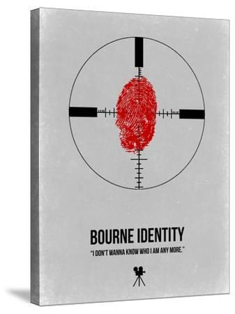 Bourne Identity-NaxArt-Stretched Canvas Print
