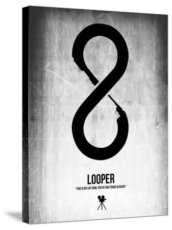 Looper-NaxArt-Stretched Canvas Print