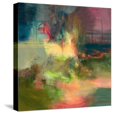Canto Gitano-Emilia Arana-Stretched Canvas Print