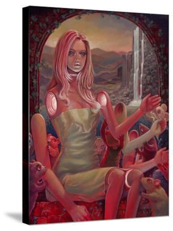 Made In Our Image-Aaron Jasinski-Stretched Canvas Print
