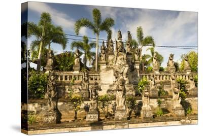 Kubutambahan, Temple Pura Meduwe Karang-Christoph Mohr-Stretched Canvas Print