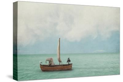 Set Sail-Greg Noblin-Stretched Canvas Print