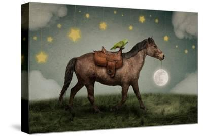 Wanderlust-Greg Noblin-Stretched Canvas Print