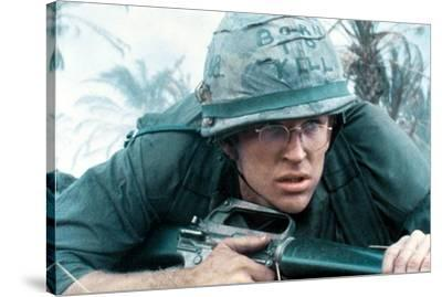 FULL METAL JACKET, 1987 directed by STANLEY KUBRICK Matthew Modine (photo)--Stretched Canvas Print