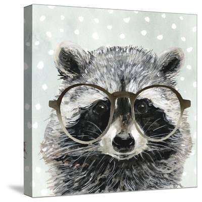 Four-eyed Forester IV-Victoria Borges-Stretched Canvas Print