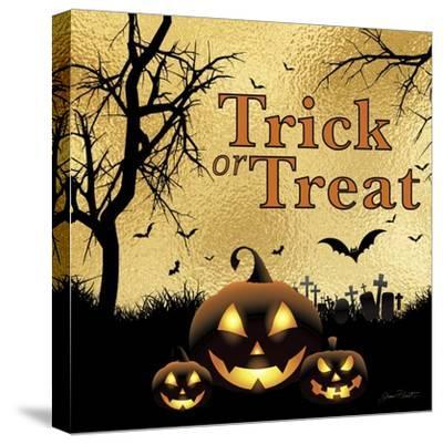 Halloween Sign 3-Jean Plout-Stretched Canvas Print
