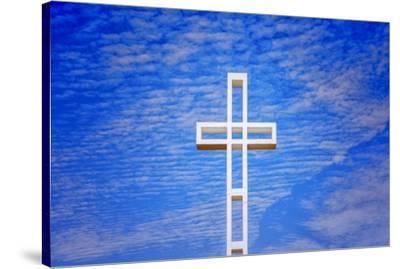 Soledad Cross-Joseph S Giacalone-Stretched Canvas Print
