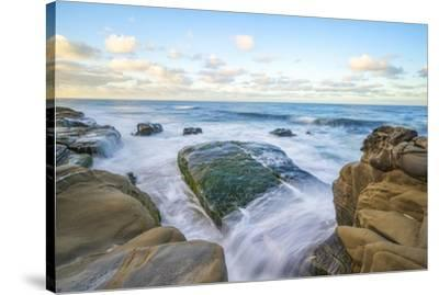 Spilling Over-Joseph S Giacalone-Stretched Canvas Print