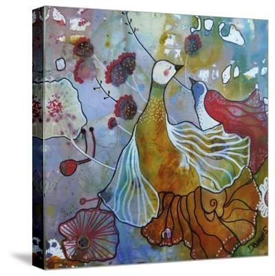 La Danse-Sylvie Demers-Stretched Canvas Print