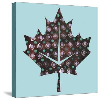 Maple Leaf-Summer Tali Hilty-Stretched Canvas Print