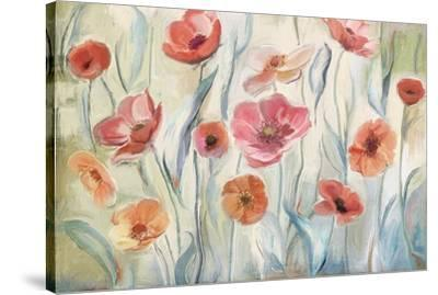 Anemone Poppies-Art Licensing Studio-Stretched Canvas Print