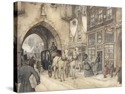PD 268_1-Anton Pieck-Stretched Canvas Print