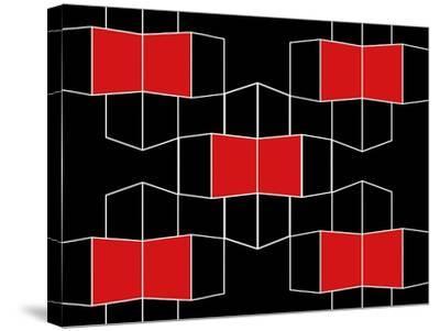 Geometry 222-Ata Alishahi-Stretched Canvas Print