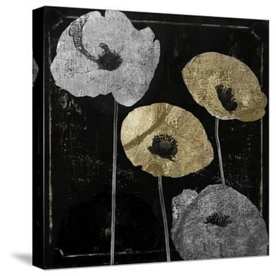Poppyville I-Color Bakery-Stretched Canvas Print