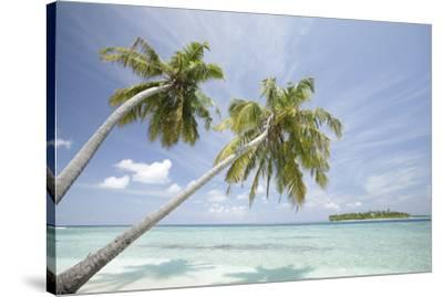 North Huvadhoo Atoll, Southern Maldives, Indian Ocean-Stuart Westmorland-Stretched Canvas Print