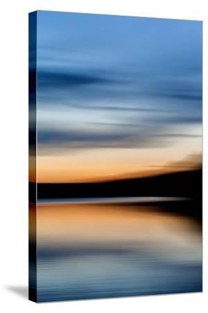 Modern Coastal-Melissa McClain-Stretched Canvas Print