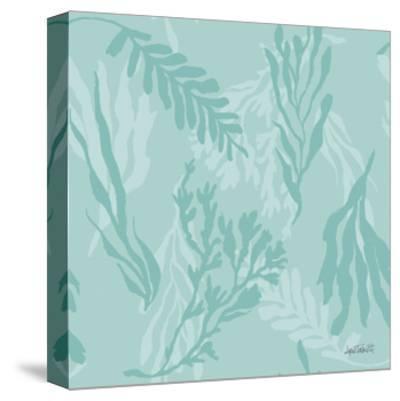 Deep Sea Step 03C-Anne Tavoletti-Stretched Canvas Print