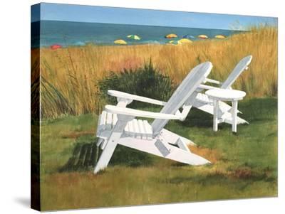 Sea Serenade-Linda Roberts-Stretched Canvas Print