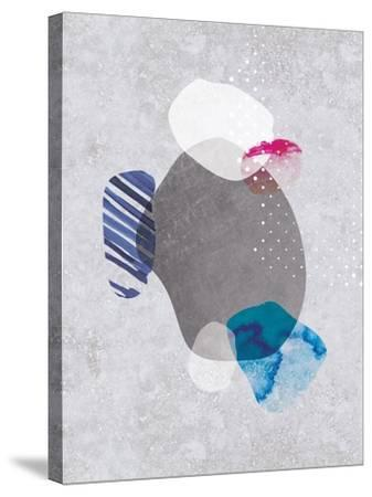 Tidal Impressions No. 2-Louis Duncan-He-Stretched Canvas Print