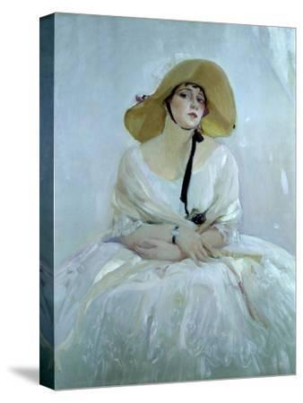 Raquel Meller, Tarazona, 1888 - 1962. Oil on canvas-Sorolla Joaquin-Stretched Canvas Print