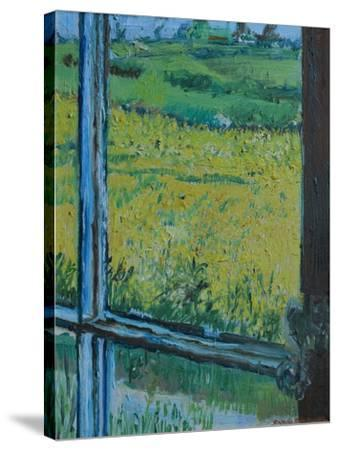 View from the Window-Brenda Brin Booker-Stretched Canvas Print