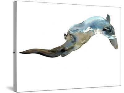 Untitled-Mark Adlington-Stretched Canvas Print