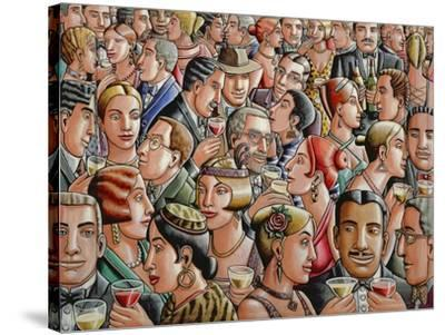 Party, 2007-PJ Crook-Stretched Canvas Print