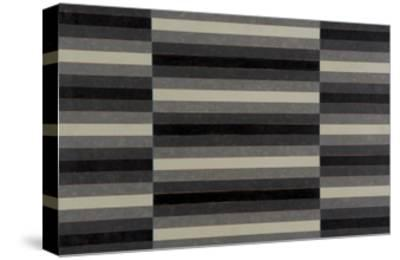 Striped Triptych No.4, 2003-Peter McClure-Stretched Canvas Print