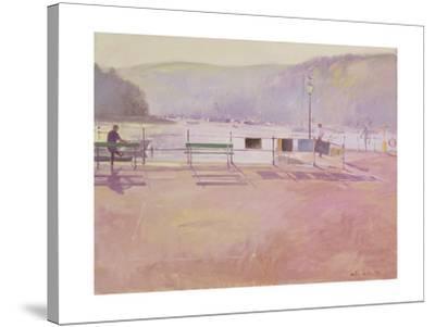 Day Break, Fowey, 1991-Timothy Easton-Stretched Canvas Print