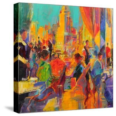 The Helmsley Park Lane, New York-Peter Graham-Stretched Canvas Print