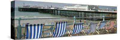 Brighton Sussex, England.-Joe Cornish-Stretched Canvas Print