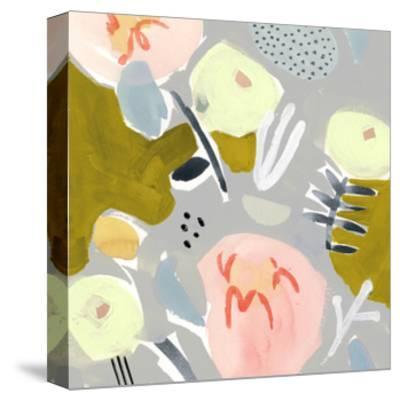 Honeydew Twist II-Victoria Borges-Stretched Canvas Print