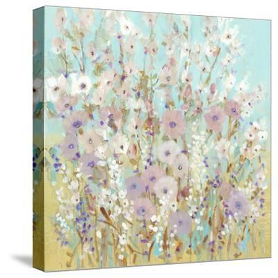Mixed Flowers I-Tim O'Toole-Stretched Canvas Print