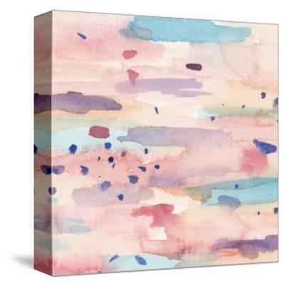Fluir I-Melissa Wang-Stretched Canvas Print