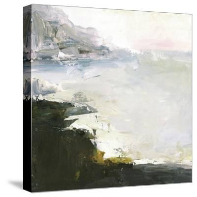Misty Cape I-Victoria Borges-Stretched Canvas Print