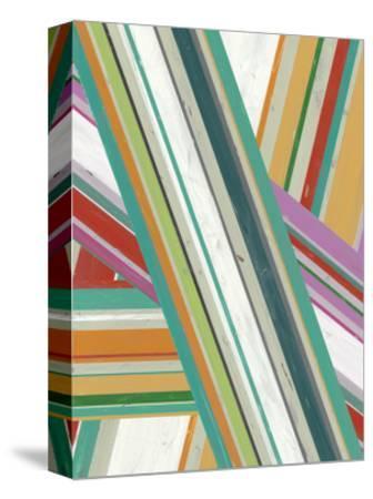 Summer Sarape II-Studio W-Stretched Canvas Print