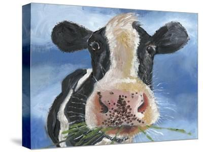 Morning Chew II-Alicia Ludwig-Stretched Canvas Print