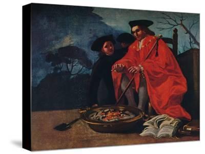'El Medico', 1779-Francisco Goya-Stretched Canvas Print