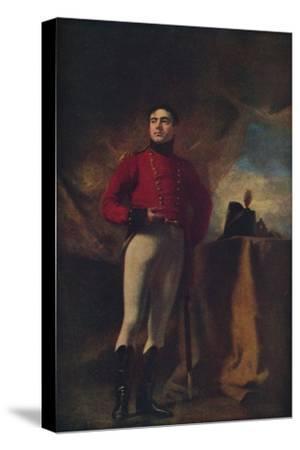 'Thomas Robert, Eleventh Earl of Kinnoull', 1815, (1936)-Henry Raeburn-Stretched Canvas Print