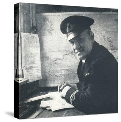 'Lieutenant', 1941-Cecil Beaton-Stretched Canvas Print