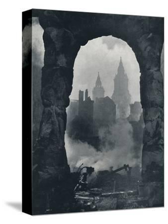 'Apocalypse', 1941-Cecil Beaton-Stretched Canvas Print