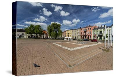 Europe, Poland, Silesian Voivodeship, Czestochowa - city center-Mikolaj Gospodarek-Stretched Canvas Print