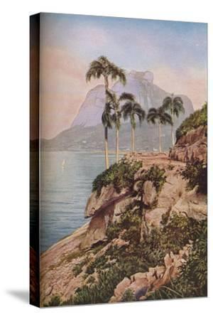 'Rio de Janeiro', c1930s-WS Barclay-Stretched Canvas Print