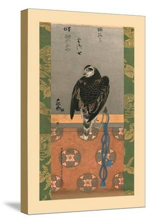 Falcon, c1790, (1886)-Wilhelm Greve-Stretched Canvas Print