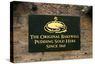 The Old Original Bakewell Pudding Shop, Bakewell, Derbyshire, 2005-Peter Thompson-Stretched Canvas Print
